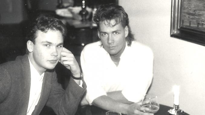 Andrea Doria, band från Örebro.