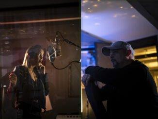 Thom Maximus Holmberg (Coy Swede) & Camila Carballo