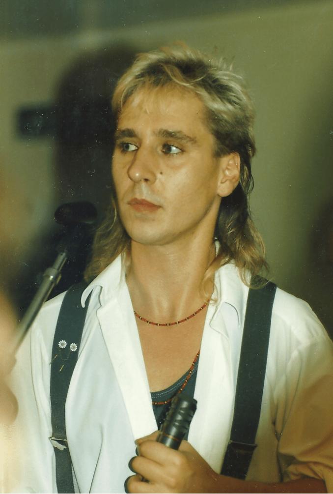 Clabbe Svensson Johnny Pilot